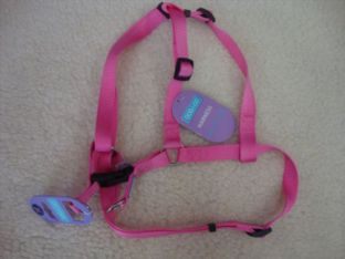Pink Dog Harness By Dog & Co.